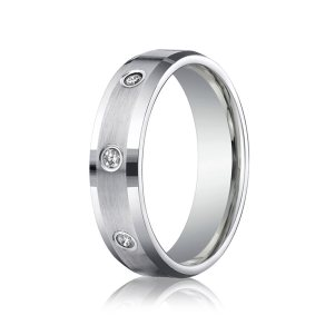Benchmark signature jewelry collection wedding bands