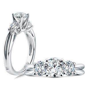 Signature Jewelry Collection Caro 74 engagement rings