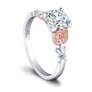 Jeff Cooper Signature jewelry Collection for brides